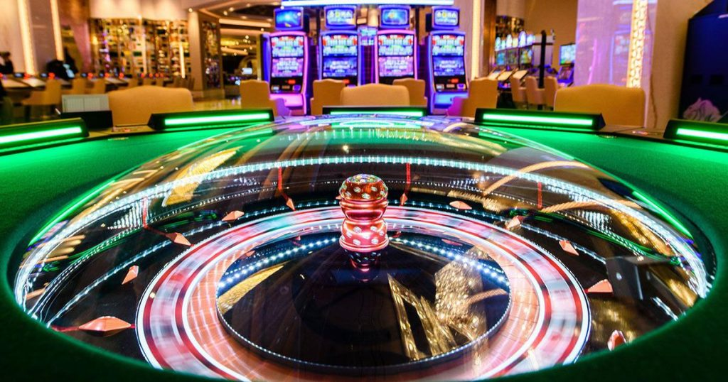 Gambling With Roulette